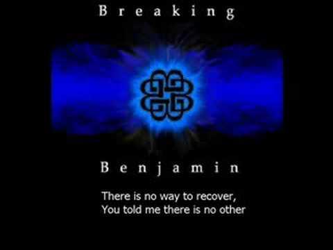 Breaking Benjamin 'Water' with lyrics