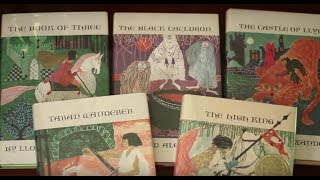The Chronicles of Prydain (Segment from Lloyd Alexander documentary)