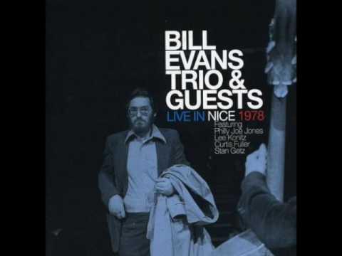 "Bill Evans Trio & Guests — ""Live In Nice 1978"" [Full Album] Curtis Fuller, Lee Konitz, Stan Getz..."
