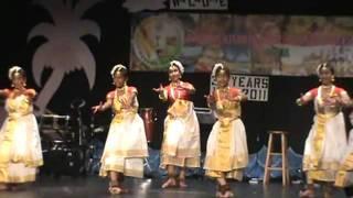Kerala folk dance .wmv