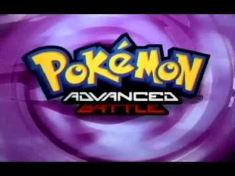 Pokémon Battle Advanced - Sigla Completa