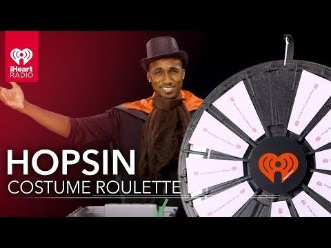 Hopsin's Halloween Ideas   Costume Roulette
