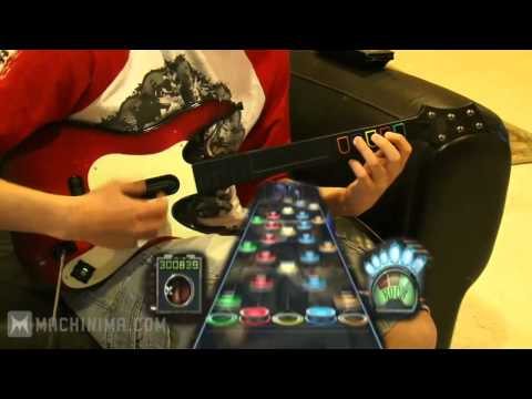 Uber Song Impossible 94% Expert (HD) (GuitarHeroPhenom)