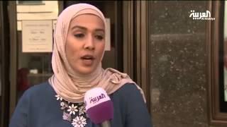 حكمة كويتية بالحجاب في بطولة ويمبلدون للتنس