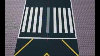 ROBLOX - Building a runway