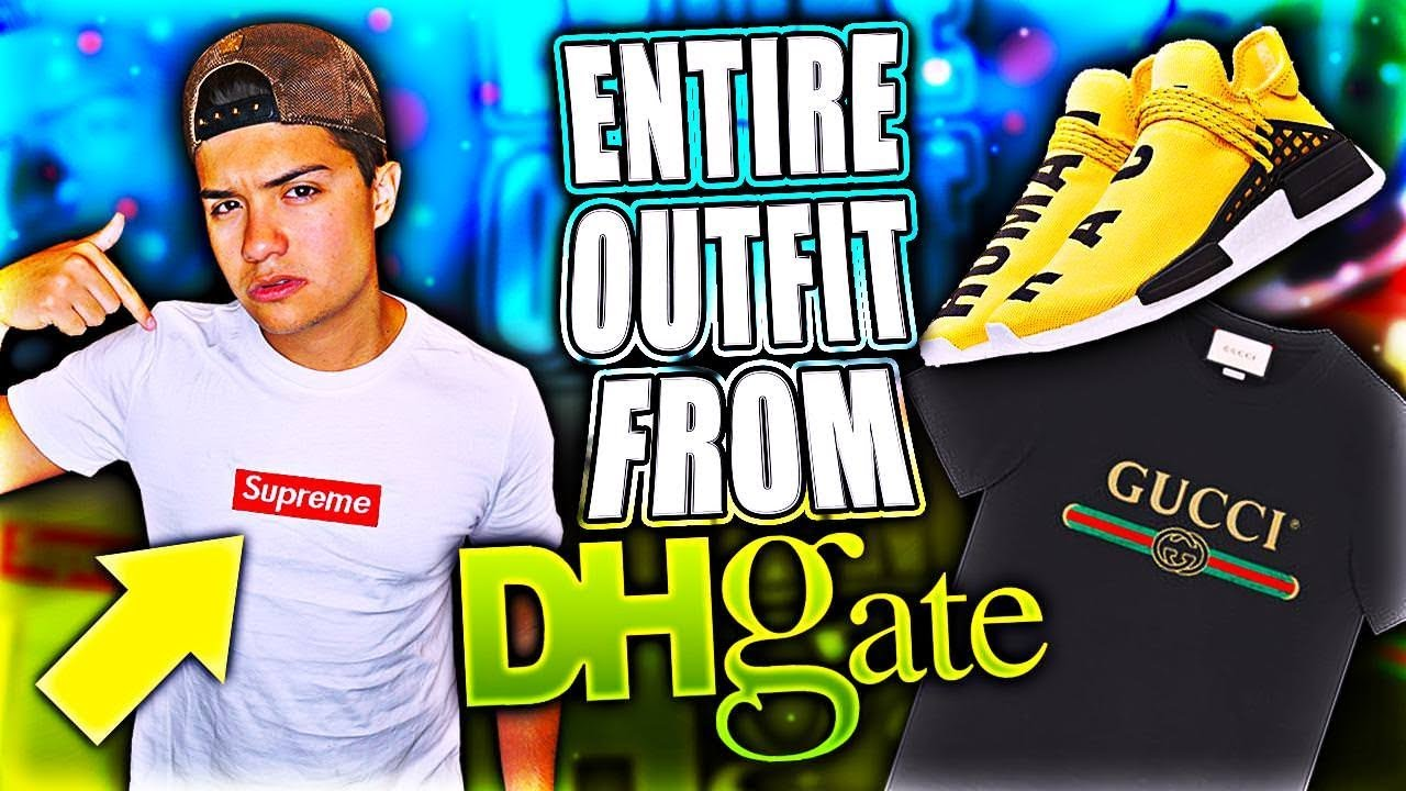 92e3c8ca49a I BOUGHT AN ENTIRE HYPEBEAST OUTFIT FROM DHGATE!! (WEARING IT TO THE MALL)