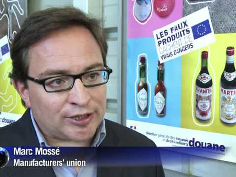 Cracking down on France's fake goods trade