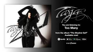 "Tarja ""Too Many""   Official full song stream   Album ""The Shadow Self""   OUT NOW!"