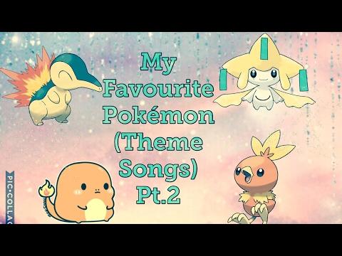 My Favourite Pokémon (Theme Song) Pt.2