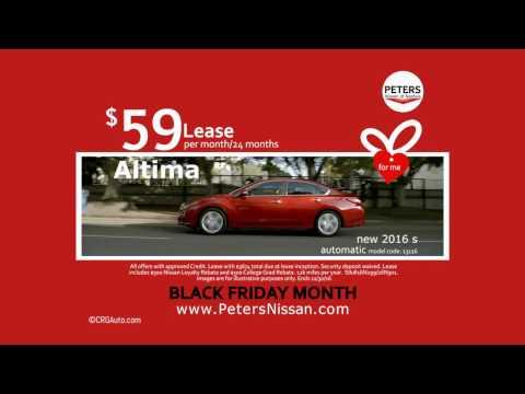 New Nissan Altima Black Friday Lease Deal Nashua New Hampshire