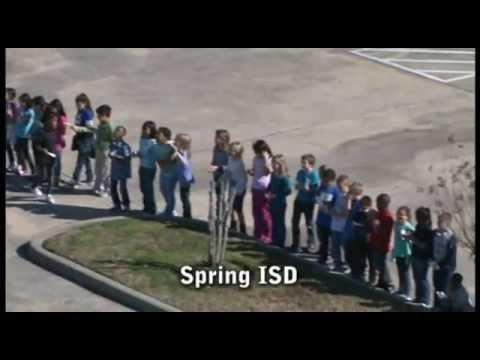 Salyers Elementary School Celebrates Spring ISD's 75th Anniversary