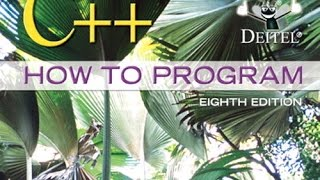 Solution Manual for C++ How to Program 8th Edition by Paul Deitel & Harvey Deitel