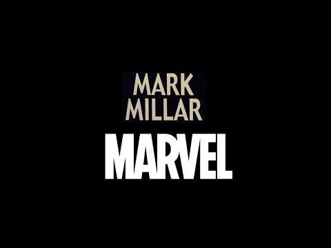 MARK MILLAR : les années MARVEL