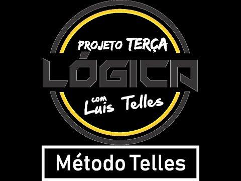 DICAS: ESPECIAL PF/CESPE - PROJETO TERÇA LÓGICA COM LUIS TELLES - 13 SET 18