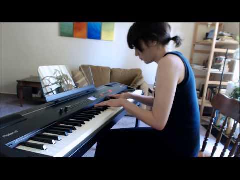 Jynweythek Ylow - Aphex Twin (piano cover)
