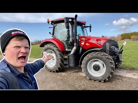 THE BIGGEST TRACTOR ON THE FARM YET !
