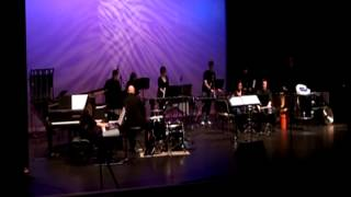Star Trek Original TV Series Theme - Drexel University Percussion Ensemble (3/16/12)