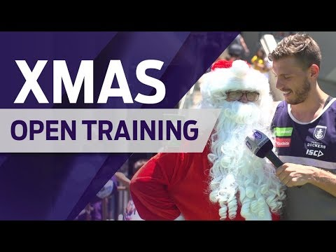 Open Training | XMAS Special - Tommy Sheridan