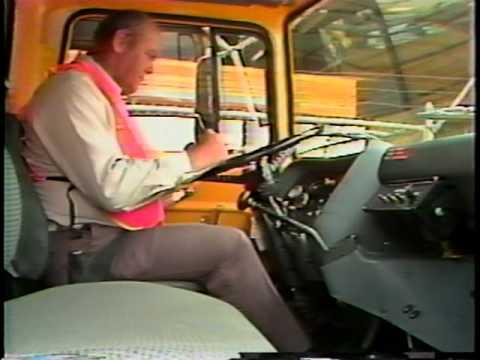 Operator Daily Maintenance of Dump Trucks