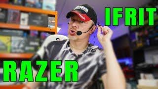Razer IFRIT - nietypowy headset dla streamerów - test i opinia - VBT