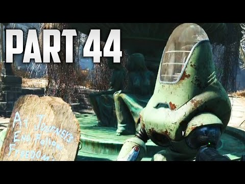 "Fallout 4 Walkthrough - Part 44 ""THE FREEDOM TRAIL"" (Let's Play, Playthrough)"