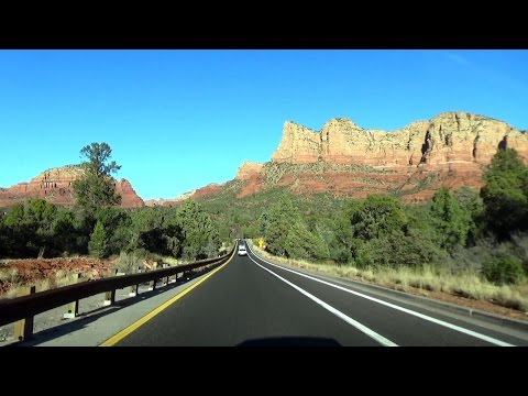 Grand Circle Tour I - Ep. 20 - Arizona Highway 179, Red Rock Scenic Byway & Sedona
