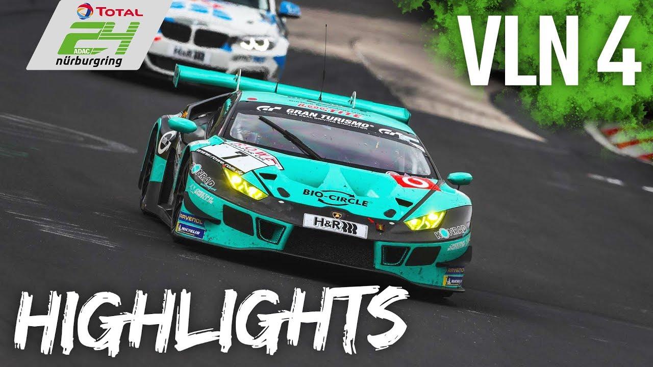 Back at the Nürburgring - VLN 4 Highlights