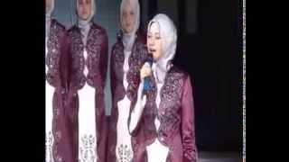 Mulim girls very nice song Salam Ya Rasulullah