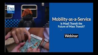 Is MaaS transit the future of mass transit?