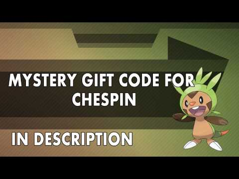 Pokemon tower defense a list of mystery gift codes apps directories