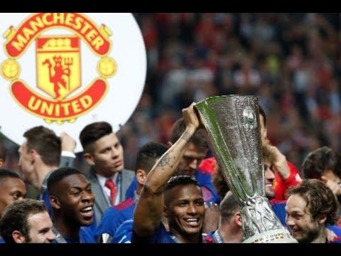 ¡Histórico! Antonio Valencia, campeón de la Europa League