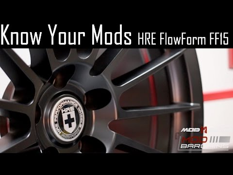 Know Your Mods Ep7 : Wheels - HRE FF15
