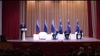 Евгений Савченко - о реализации майских указов президента