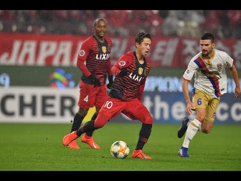 Kashima Antlers 4-1 Newcastle Jets (AFC Champions League 2019: Play-off)