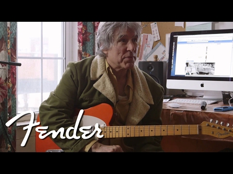 Jim Campilongo Gets Familiar with '68 Custom Princeton Reverb | Fender