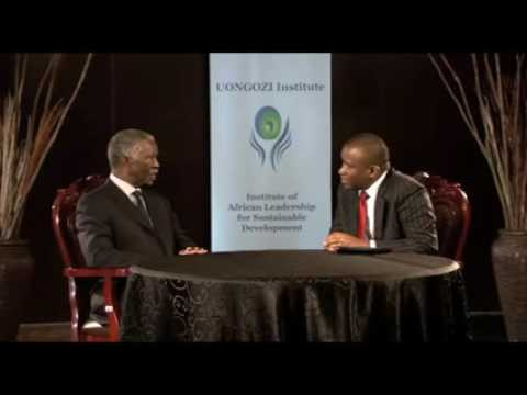 Meet the Leader: Thabo Mbeki former President of South Africa Part 1