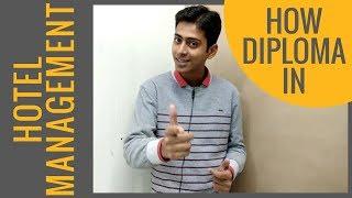 How Diploma in Hotel Management by Abhishek Kumar Career Coach