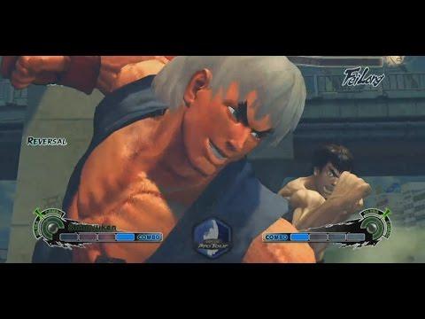 Capcom Pro Tour Asia Finals Bracket