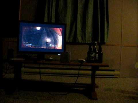 PlayStation 3 call of duty MW2/ fear 2 game play glen quagmire etc