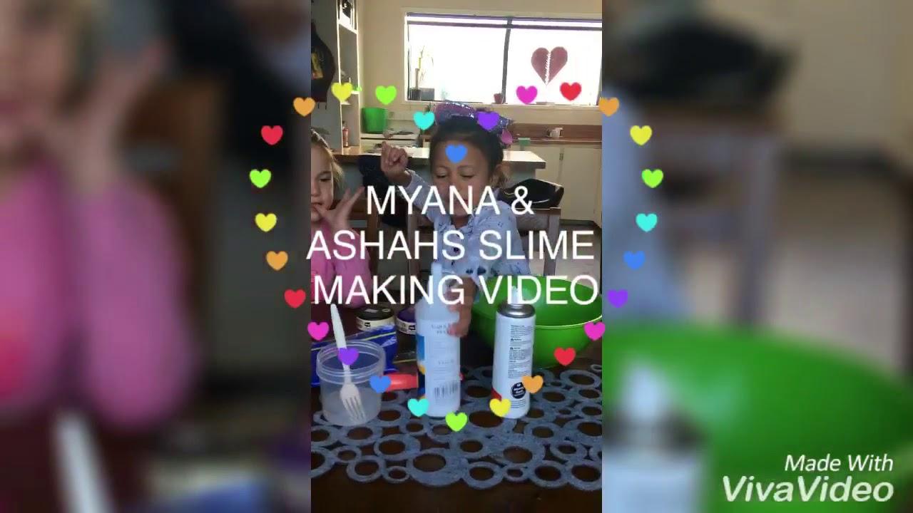 Download Ashah & Myana having fun 👍😆🤣