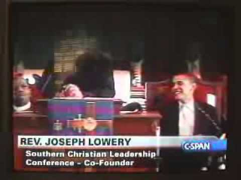 Good Crazy Rev  Joseph Lowery
