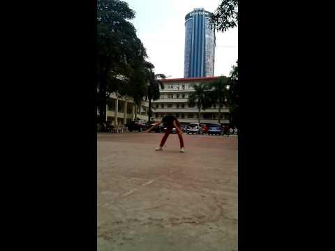 76 động tác thể dục ĐH - cô Hiếu - ULSA