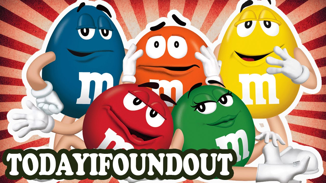 M M Desktop Wallpaper: What The M's In M&M Stands For