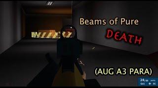 Roblox Phantom Forces - Beams of Pure Death AUG A3 PARA