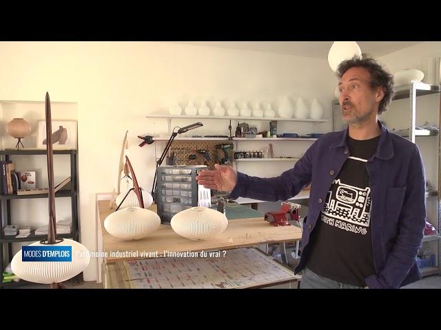Modes d'emplois - Rispal, des luminaires haut de gamme fabriqués à Brive