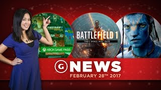Battlefield 1's 4 Expansions & Xbox Game Pass Subscription Service - GS Daily News