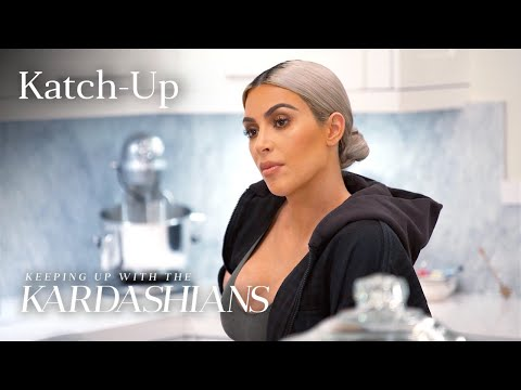 Keeping Up With the Kardashians Katch-Up S15, EP.1 | E!