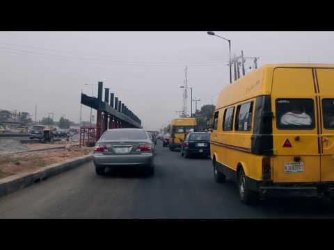 Lagos, Nigeria 2017 - Ikorodu Road