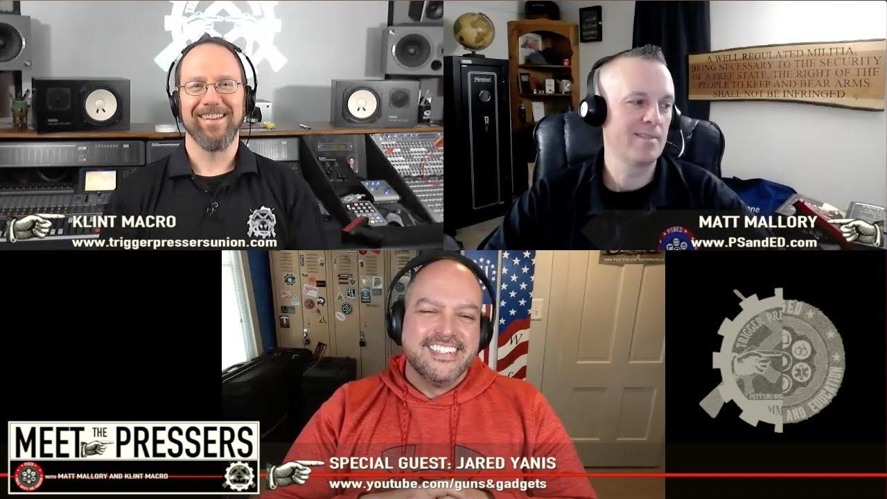 Jared Yanis from Guns & Gadgets - Season II, Episode XIX