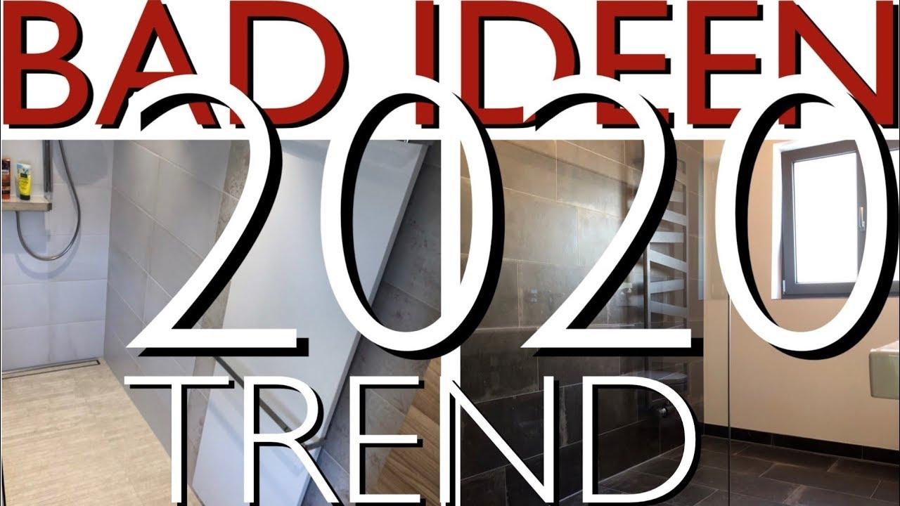 13 BAD IDEEN für Moderne Badezimmer: die Badtrends 2020 ?